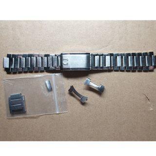 Omega vintage speedmaster bracelet 1035 endlinks 506