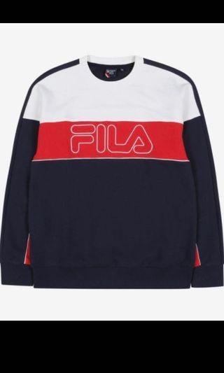 Fila pullover sweatshirt