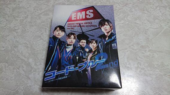 日劇code blue第二季DVD