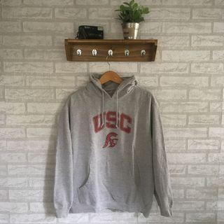 Hoodie/sweater USC basic bukan champion uniqlo H&m