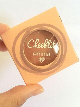 EMINA CHEEKLIT BLUSH ON BITTERSWEET