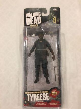 Mcfarlane Tyreese Target Exclusive AMC The Walking Dead MOC 5 inch action figure