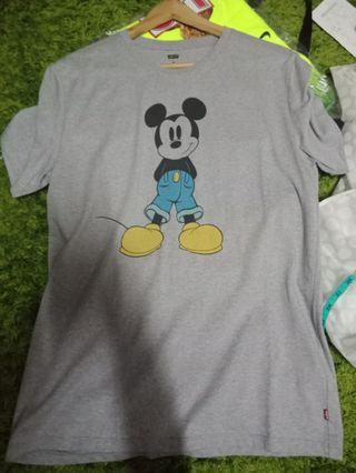 Levi's x Mickey Mouse Shirt