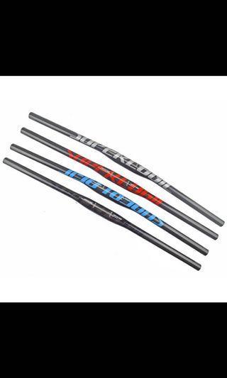 Carbon fibre handlebar(660mm)T800(Gloss)
