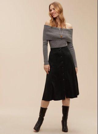 Wilfred Gaudin Skirt Camel - XS