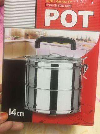 Stainless Steel Ware Pot