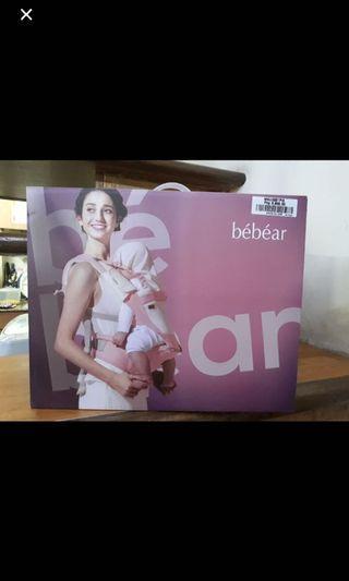 Bebear Hipseat Carrier Pink