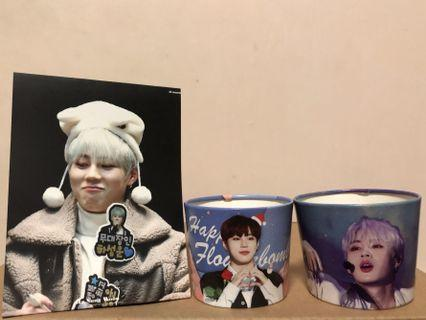 Ha Sungwoon Cup Holder & Photo Stand