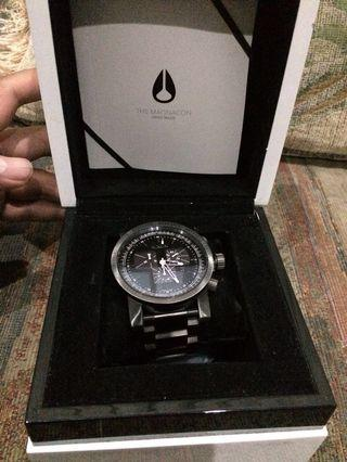 The Elite Class Nixon The Magnacon SS Gunmetal ( very rare )