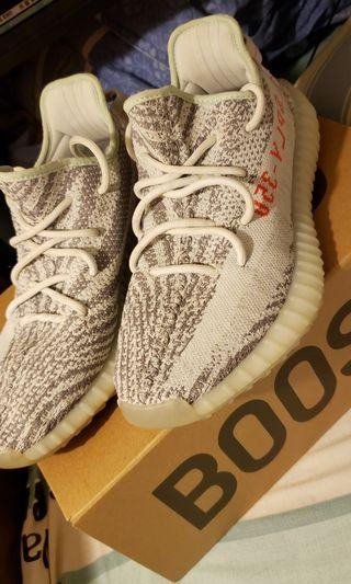 Yeezy Boost 350 V2_Blue Tint_US10