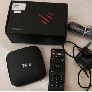 Tanix TX2 Android TV Box