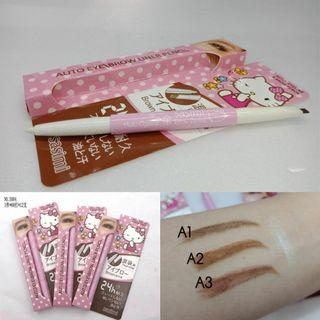 HELLO KITTY AUTO EYEBROW AND LINER PENSIL