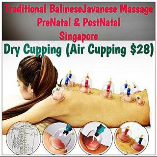 Body Dry Cupping