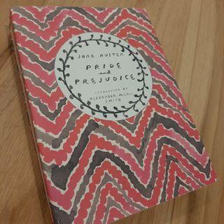 Pride and Prejudice by Jane Austen (Vintage Classics)