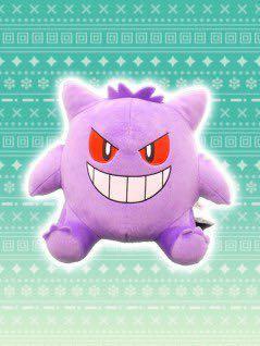 🚚 [BRAND NEW IN BAG] [AUTHENTIC] Pokémon pocket monster - gengar