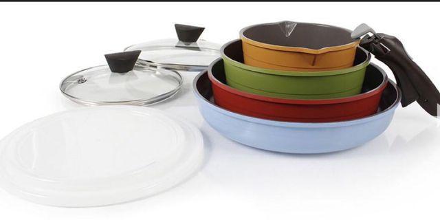🚚 Midas Cast Aluminium Cookware Set - only 6 pieces left