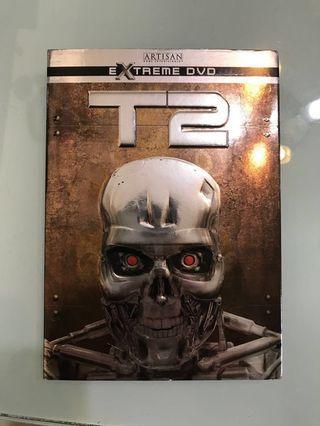 DVD Terminator 2