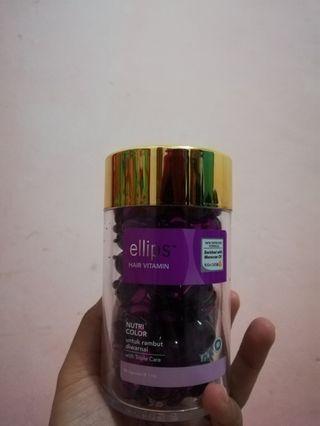 Elips Hair Vitamin Nutri Color