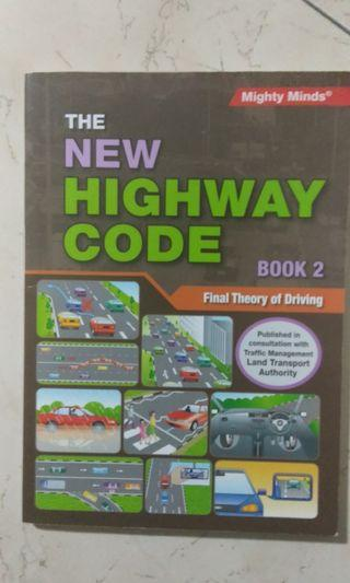 🚚 The New Highway Code (Book 2) Final Theory Test