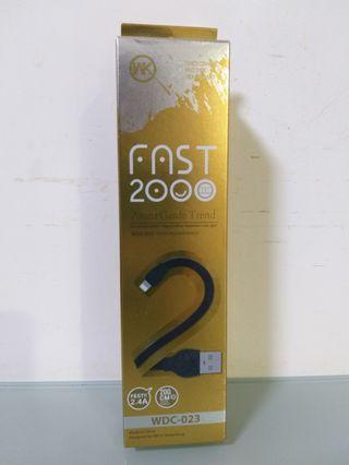 Fast 2000 data Cable