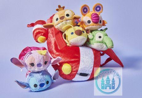 🇯🇵JP disneystore stitch tsum tsum set