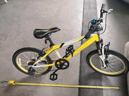 """Reebok Lunar Bike 20"""" Yellow"""