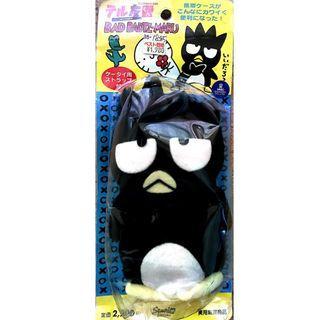 日版Sanrio XO 公仔吊飾☆日本限定 Badtz Maru/酷企鵝