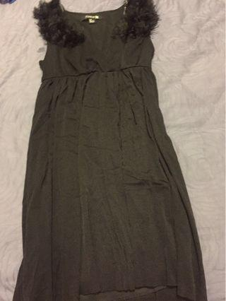 F21 black dress for sale