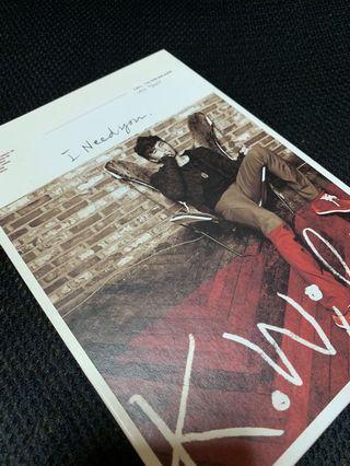 K.Will The Third Mini Album