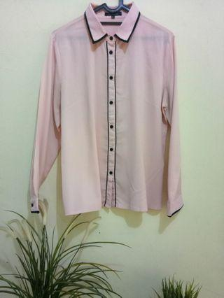 Blouse Dusty Pink Connection
