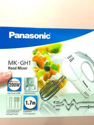 [NEW] Hand Mixer Panasonic MK-GH1