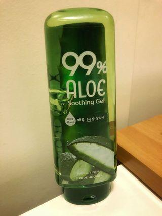 [100% new] Etude House 99% Aloe Soothing Gel