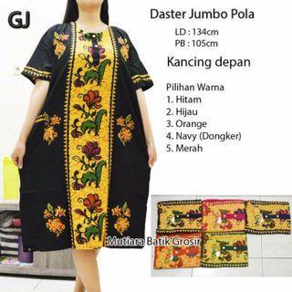 Daster Jumbo Batik Cantik
