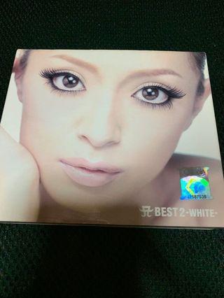 Ayumi Hamasaki Best 2 - White