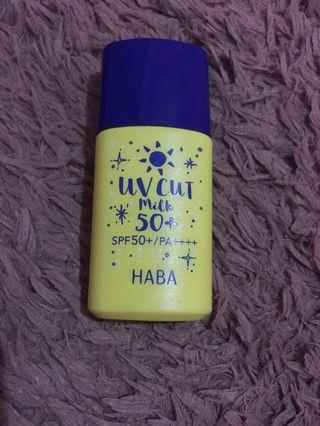 Haba Sunscreen #BAPAU