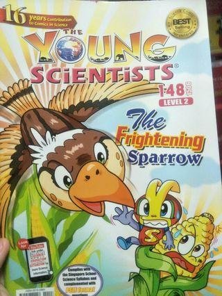 🚚 Young Scientists
