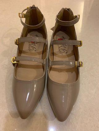 日本女神鞋