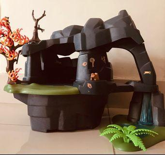 Playmobil Cavemen's Home