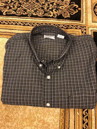 TimberlandXL/TG咖啡格子襯衫