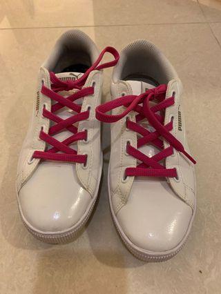 Puma 厚底鞋