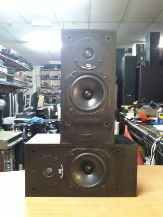 Ku monitor audio bookshef