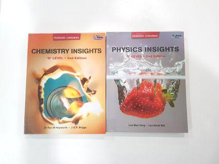 Physics and Chemistry Insights