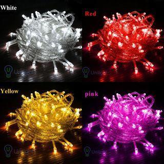 100pcs 10m Fairy Lights