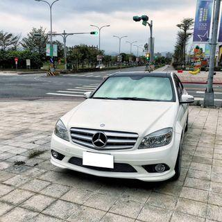 賓士/Mercedes-Benz,C-Class Sedan,3000cc,2010款