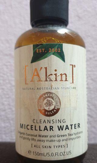 Micellar Water - Akin Cleansing Micellar Water