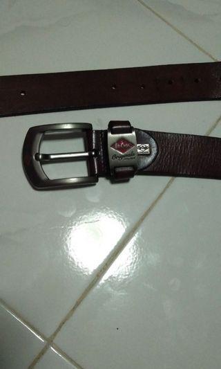 Belt lee cooper kulit original