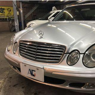 賓士/Mercedes-Benz,E-Class Sedan,1800cc,2003款