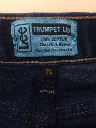 Vintage Lee blue jeans