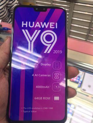 🚚 華為-Y9全新
