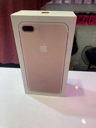 🚚 iphone7 plus 128G功能正常,玫瑰金